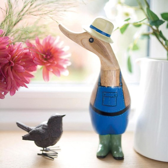 Mr Gardening Duckling