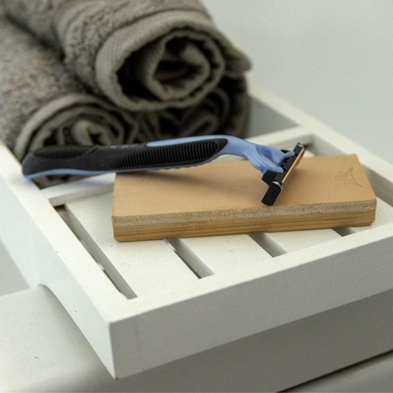 Leather Sharpener for Disposable Razors