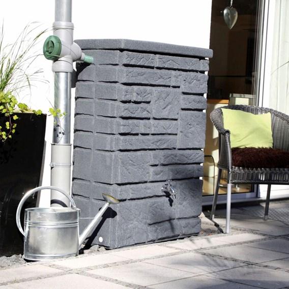 Maurano Water Tank - Charcoal
