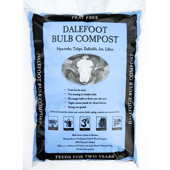 Bulb Compost 20 Litre - (3 Bags)