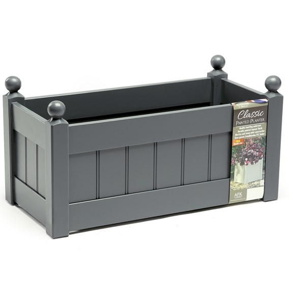 Classic Trough Heritage Charcoal