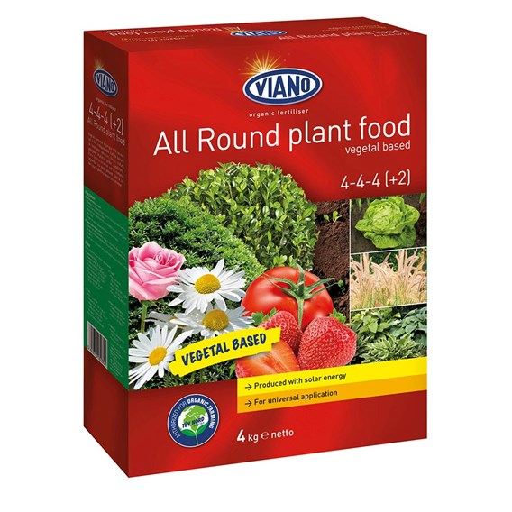 Animal Free All Round Plant Food 4kg