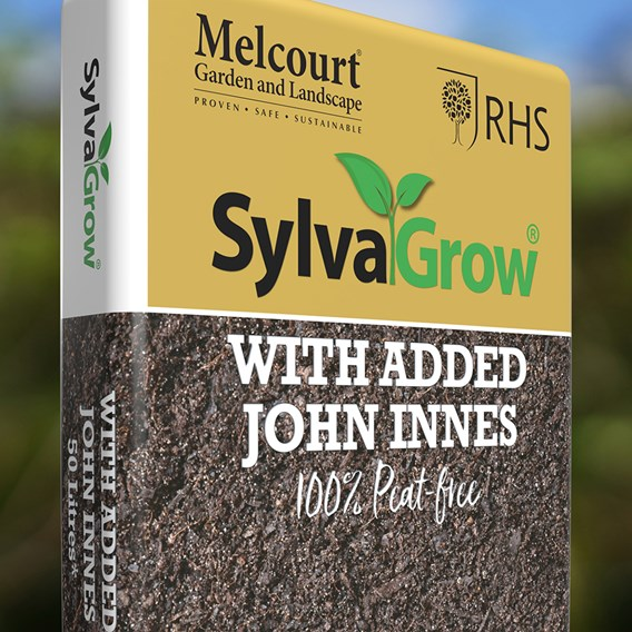 RHS SylvaGrow Multipurpose Compost with added John Innes 50 Litres (Peat Free)
