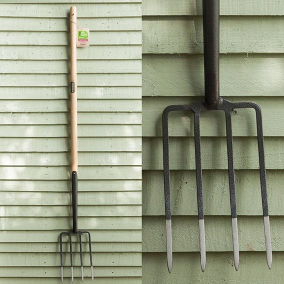 Long Handle Digging Fork (Rob Smith)