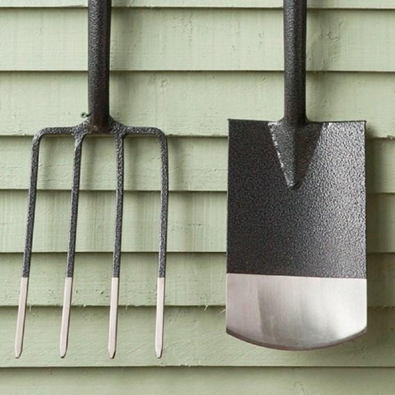 Half Bright Digging Fork & Spade (Dobies Code)