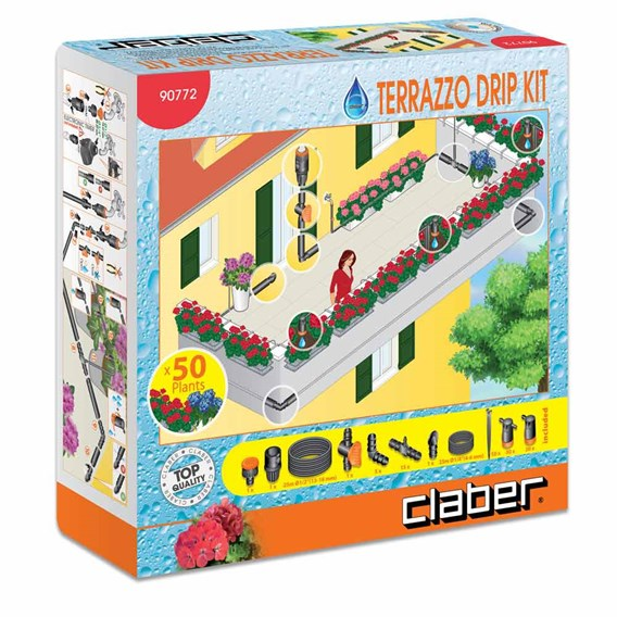 50 Drip Irrigation Kit