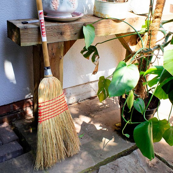 Corn Broom - 32cm