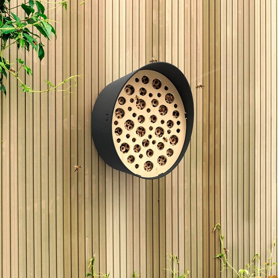 Bee hotel 24x19x23 anthracite