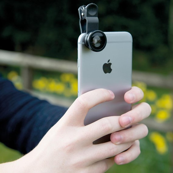 3 in 1 Lens Set for Smartphones