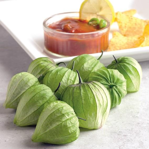 Tomatillo Green