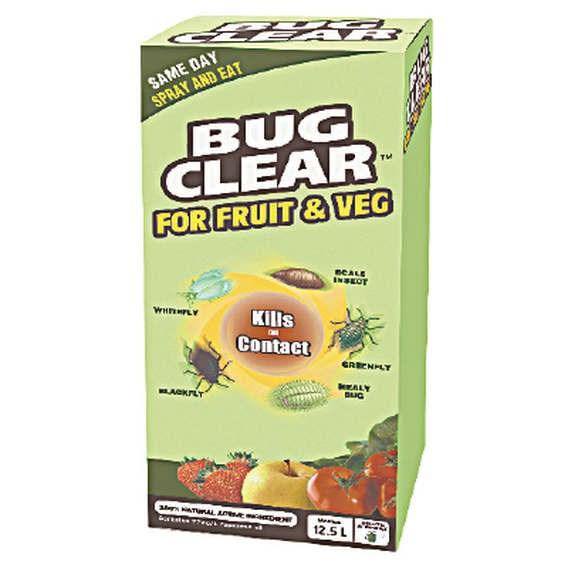 Bug Clear  250Ml