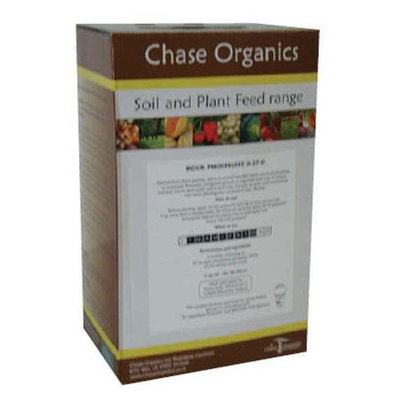 Chase Organics Rock Phosphate 4Kg
