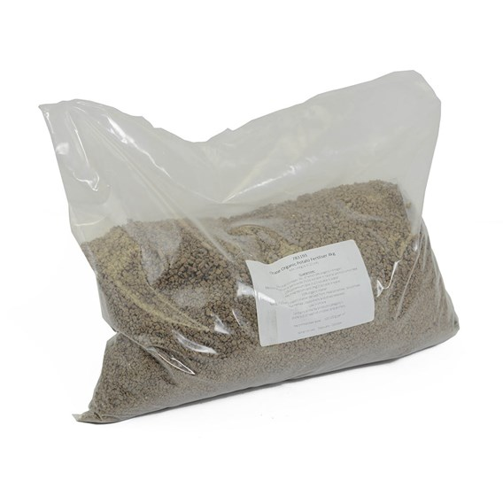 Organic Animal Free Fertiliser 4Kg