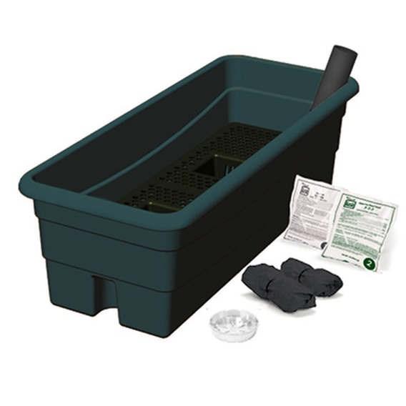 Earthbox Junior Planter Green