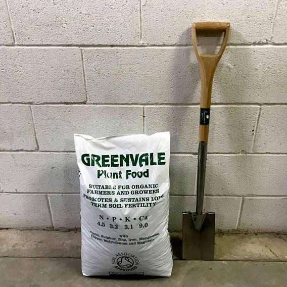 Greenvale Plant Food  25Kg