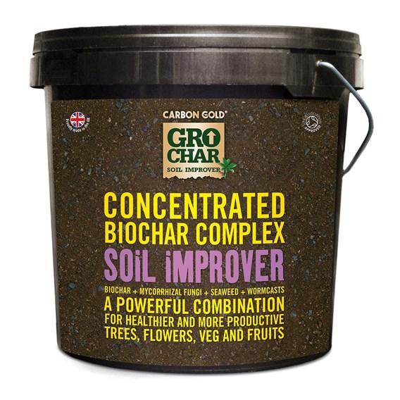 Grochar Soil Improver  4.5Kg