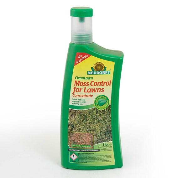 Clean Lawn Moss Control  1 Litre