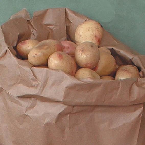 Paper Potato Sacks