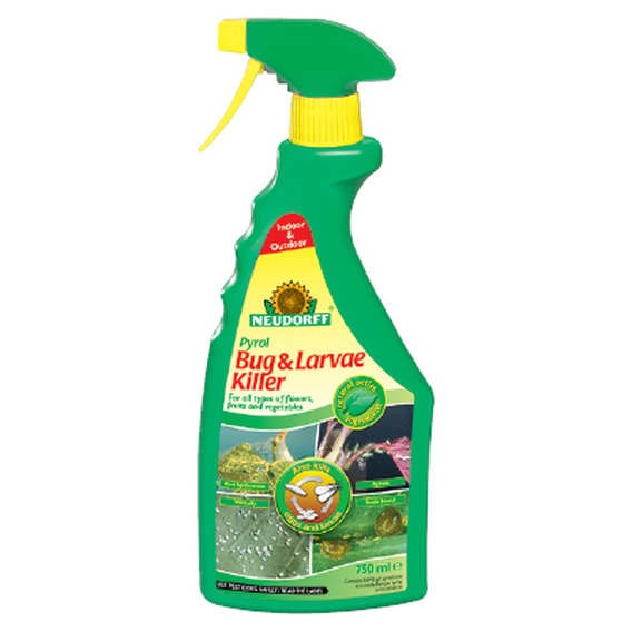 Pyrol Bug And Larvae Killer Concentrate  250Ml