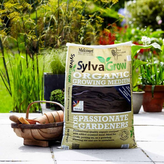 RHS Sylvagrow Organic  50 Litre