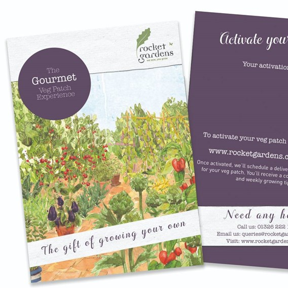 Gourmet Veg Patch Voucher