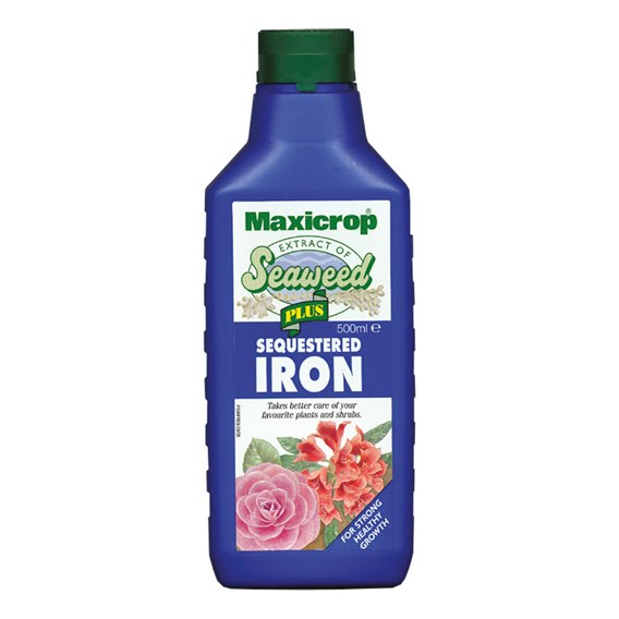 Seaweed Plus Iron 500Ml