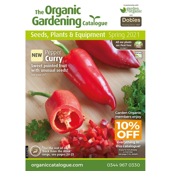 Organic Catalogue - Spring Issue