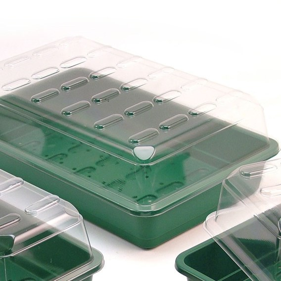 Seed Trays and Propagator Lids - Full Size