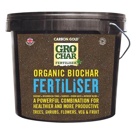 GroChar® Fertiliser