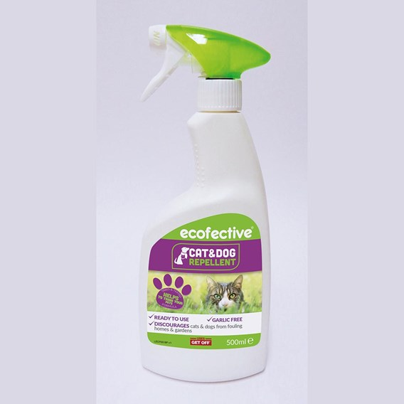 Ecofective Cat & Dog Repellent - Spray