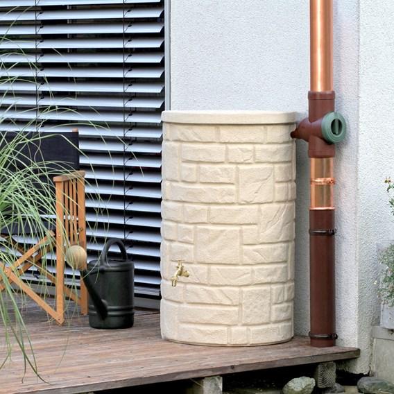 Water Tank Arcado - Sandstone