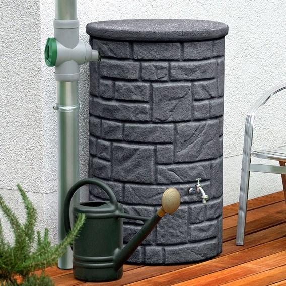 Water Tank Arcado - Charcoal