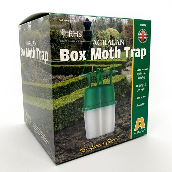 RHS Box Moth Trap and Refill