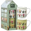 RHS 'The Greenhouse' Stacking Mugs