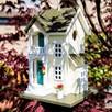 Main Street Cottage Birdhouse