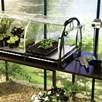 Jumbo Propagator  With Heat Mat + Self watering trays