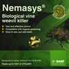 Nematode Vine Weevil Killer 12M² (Spring and Autumn)
