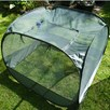 Pop Up Net Cage With Zipped Entry - High 185Cm - Gpn125-08