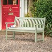 RHS Rosemoor 5' Bench - Sage Green / Cushion